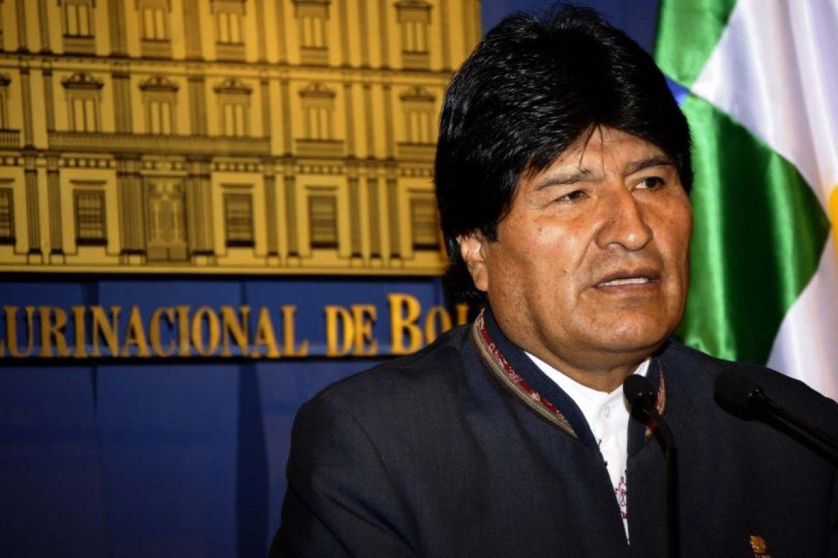 """Muñoz, expresó el día miércoles su rechazo al discurso que dio Morales en el cual """"invitó a a Chile a poner fin a uno de los conflictos más largos de la historia latinoamericana"""", haciendo referencia a la demanda marítima de su país en la corte de La Haya. Foto:Agencia UNO. Imagen Por:"""