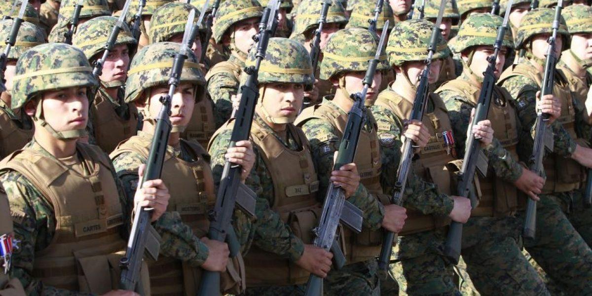 Casos de irregularidades en pensiones militares son investigados por comisión especial
