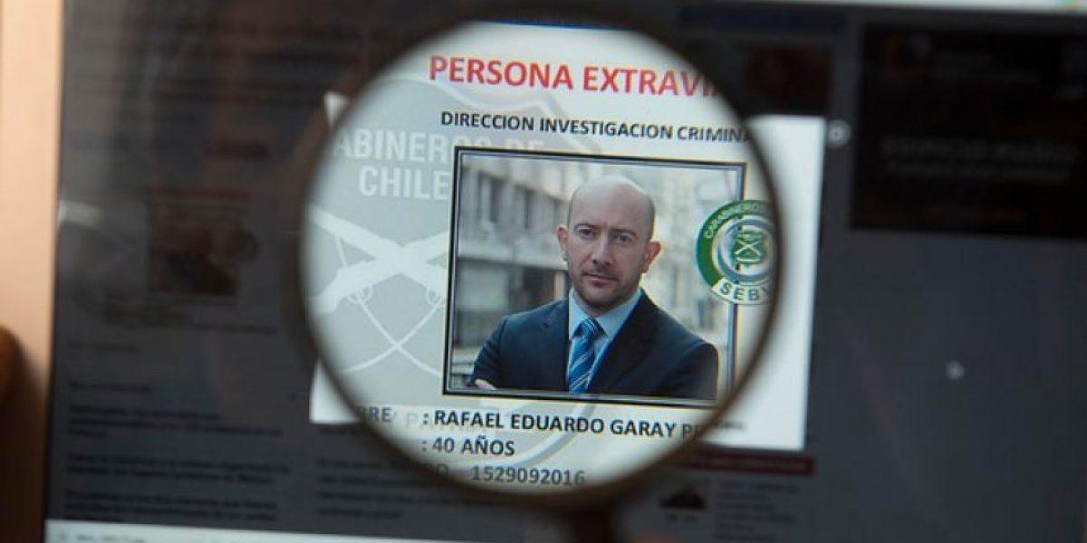 Interpol confirma itinerario de Rafael Garay tras su aparición en Rumania