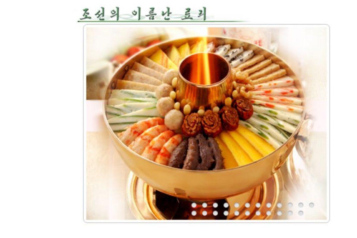 Algunos de los platos destacados Foto:Reproducción. Imagen Por: