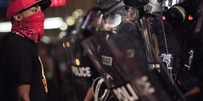 EEUU: así fue la violenta jornada de protestas en Charlotte contra la violencia policial