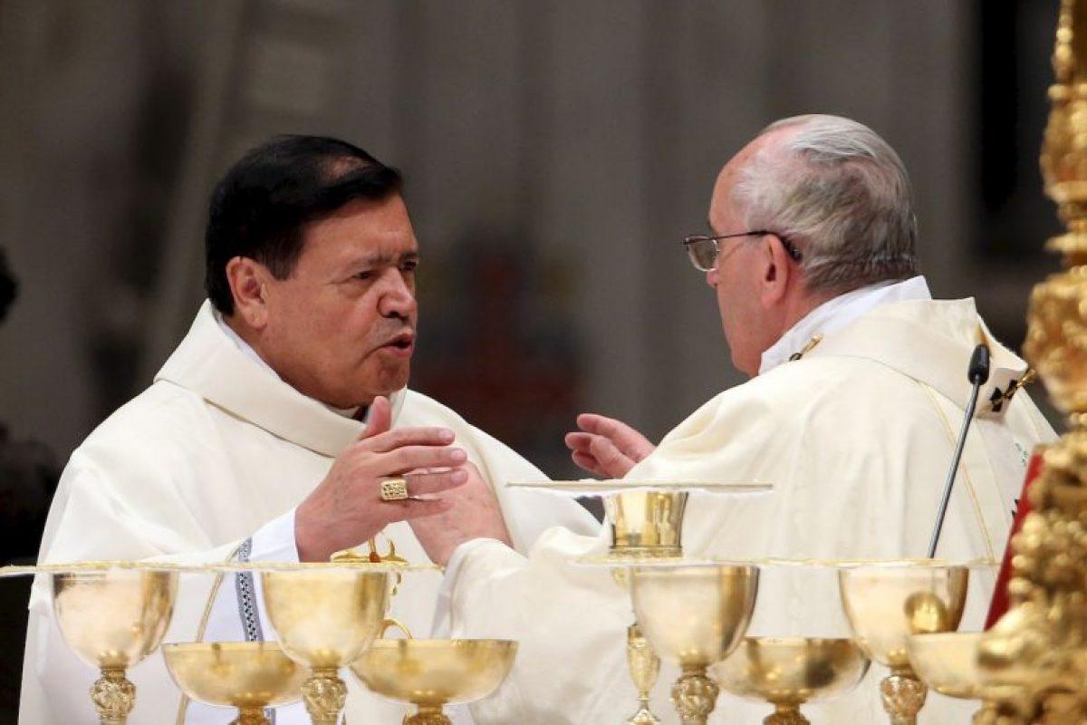 Este año el Papa Francisco visitó México Foto:Getty Images. Imagen Por: