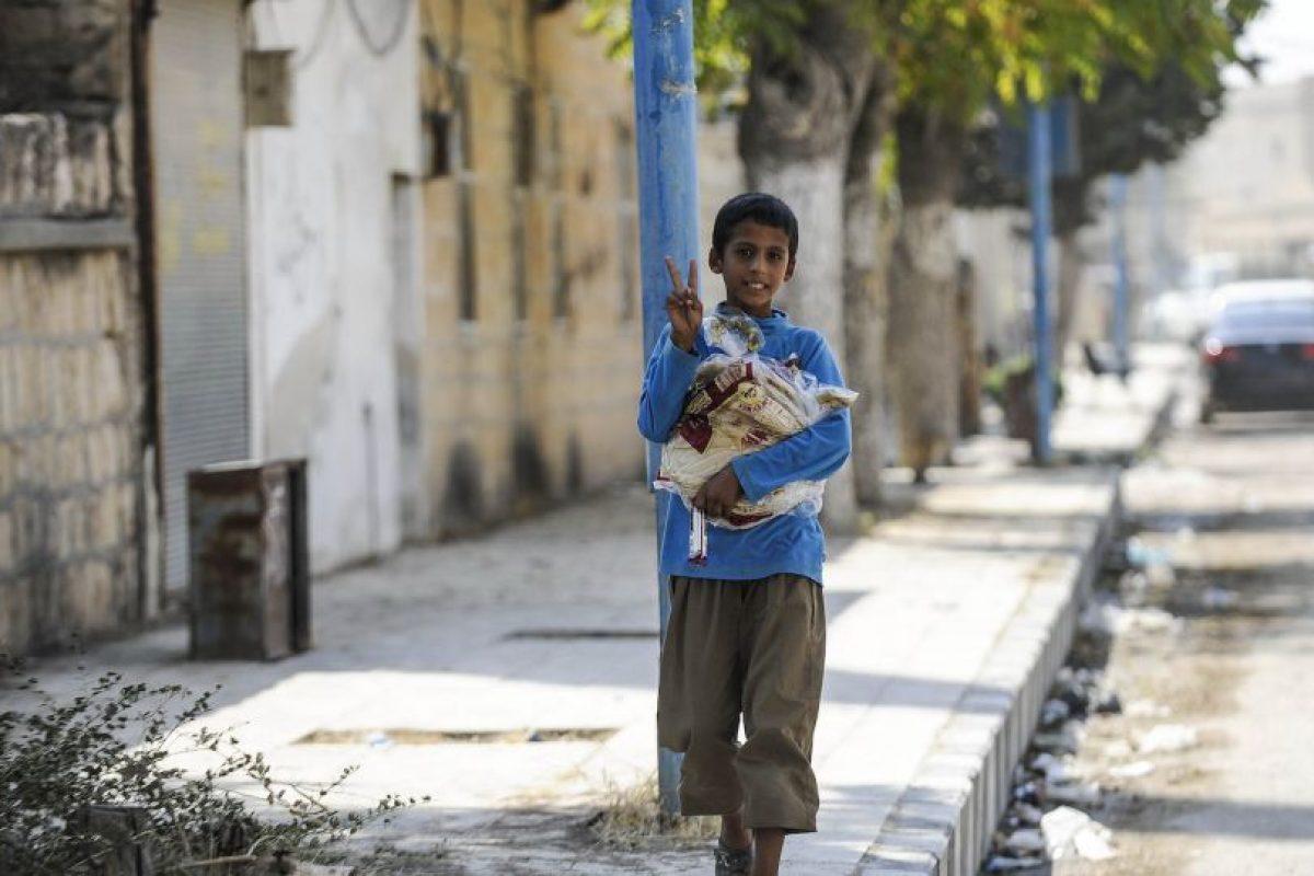 La Guerra Civil en Siria ha costado la muerte de 400 mil personas en cinco años Foto:Getty Images. Imagen Por: