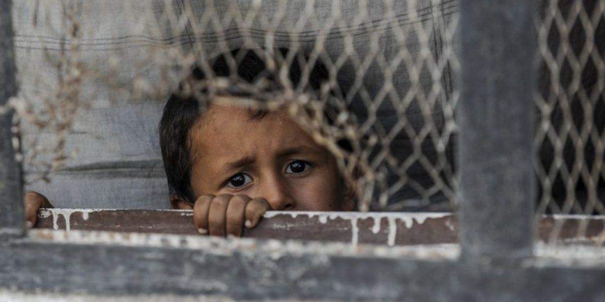 Un niño le pidió permiso a Obama para adoptar a niño sirio