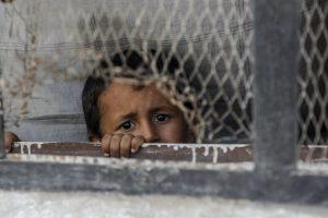 Los niños de Madaya, en Siria, siguen padeciendo la guerra Foto:Getty Images. Imagen Por: