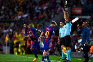La lesión lo dejará tres semanas fuera de las canchas. Foto:Getty Images. Imagen Por: