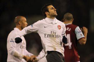 Cesc Fabregas es el cuarto mejor fichaje de Arsene Wenger Foto:Getty Images. Imagen Por: