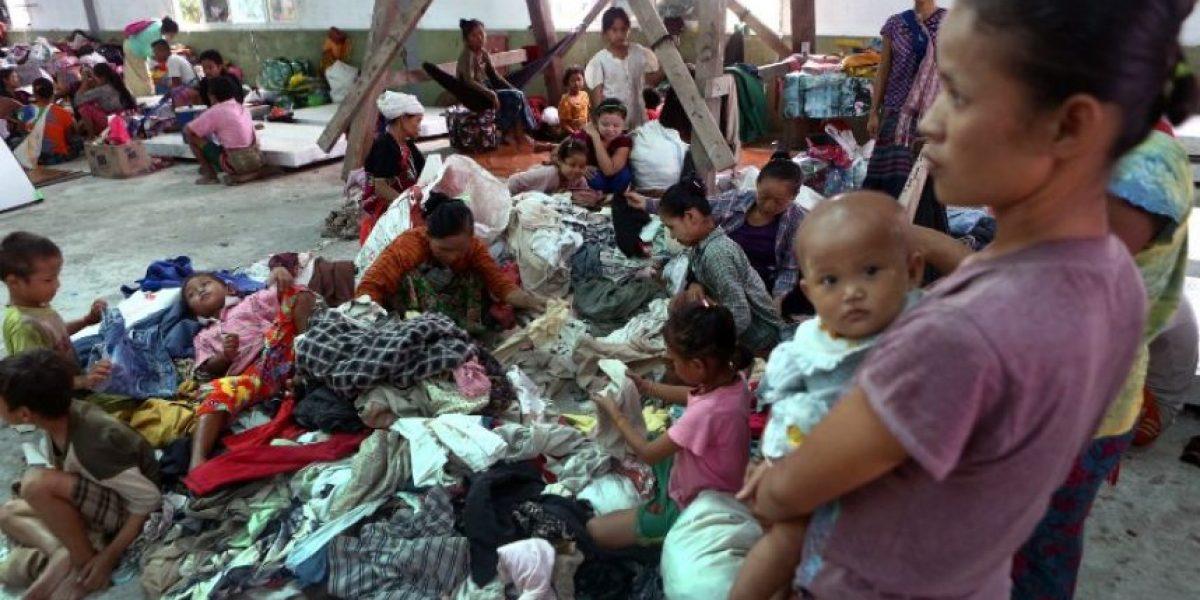 El infierno de los niños esclavos en Birmania
