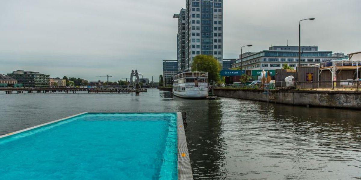 Medio peruano ubica a piscina chilena entre las más espectaculares del mundo