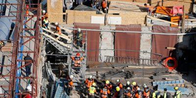 Constructora deberá pagar máxima multa por derrumbe en Las Condes donde murieron dos trabajadores