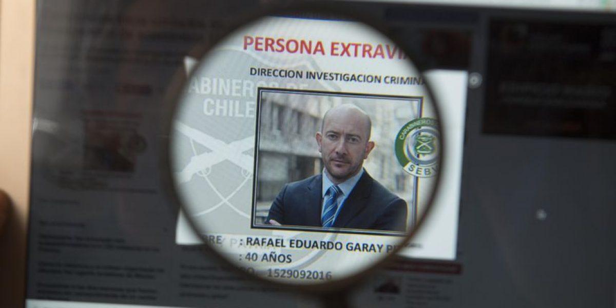 Abogado de Rafael Garay renuncia a su representación