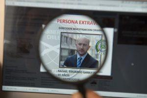 El reconocido economista Rafael Garay, se encuentra desaparecido. Supuestamente debía regresar el 15 de septiembre desde Francia, por lo que su familia puso una denuncia por presunta desgracia. Foto:ATON. Imagen Por: