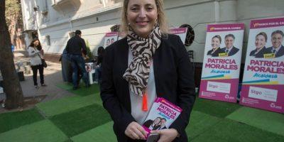 Candidata del PRO a alcaldesa de Santiago acusa a fiscal Gómez de