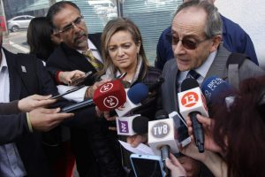 El 12 de septiembre, la familia tomó contacto con él por última vez. En aquella ocasión, el economista es informó que regresaría a Chile el 15 de septiembre a las 9:00 hrs. Foto:Agencia UNO. Imagen Por:
