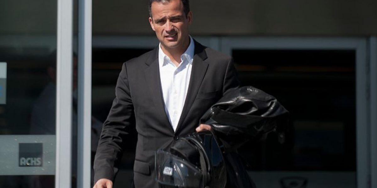 Iván Núñez presenta denuncia por presunta estafa contra Rafael Garay