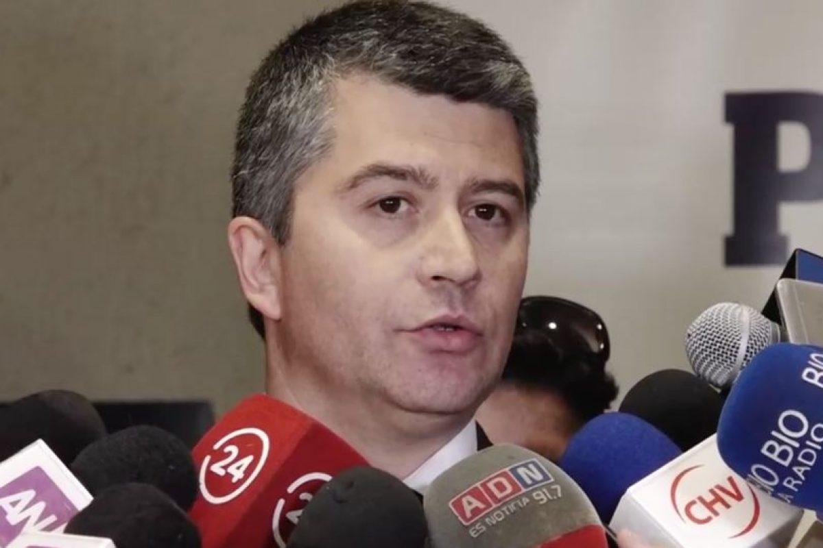 Ayer el subprefecto y jefe de la Interpol, Ricardo Quiroz, informó que se solicito una notificación amarilla a todos los países miembros de la Interpol. Foto:Agencia UNO. Imagen Por: