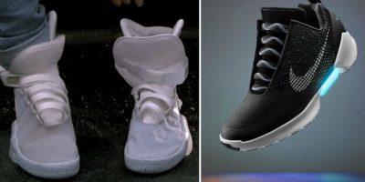 Las otras zapatillas famosas del cine que compiten con las de Marty McFly