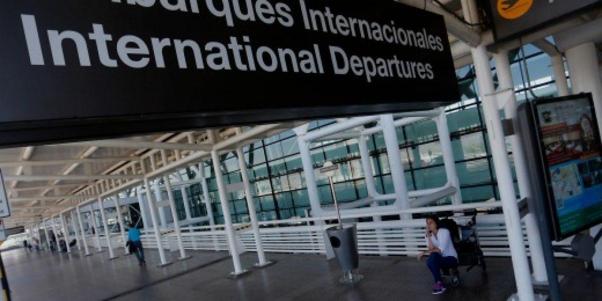 Más de 13 millones de personas han viajado en avión en primeros ocho meses del año