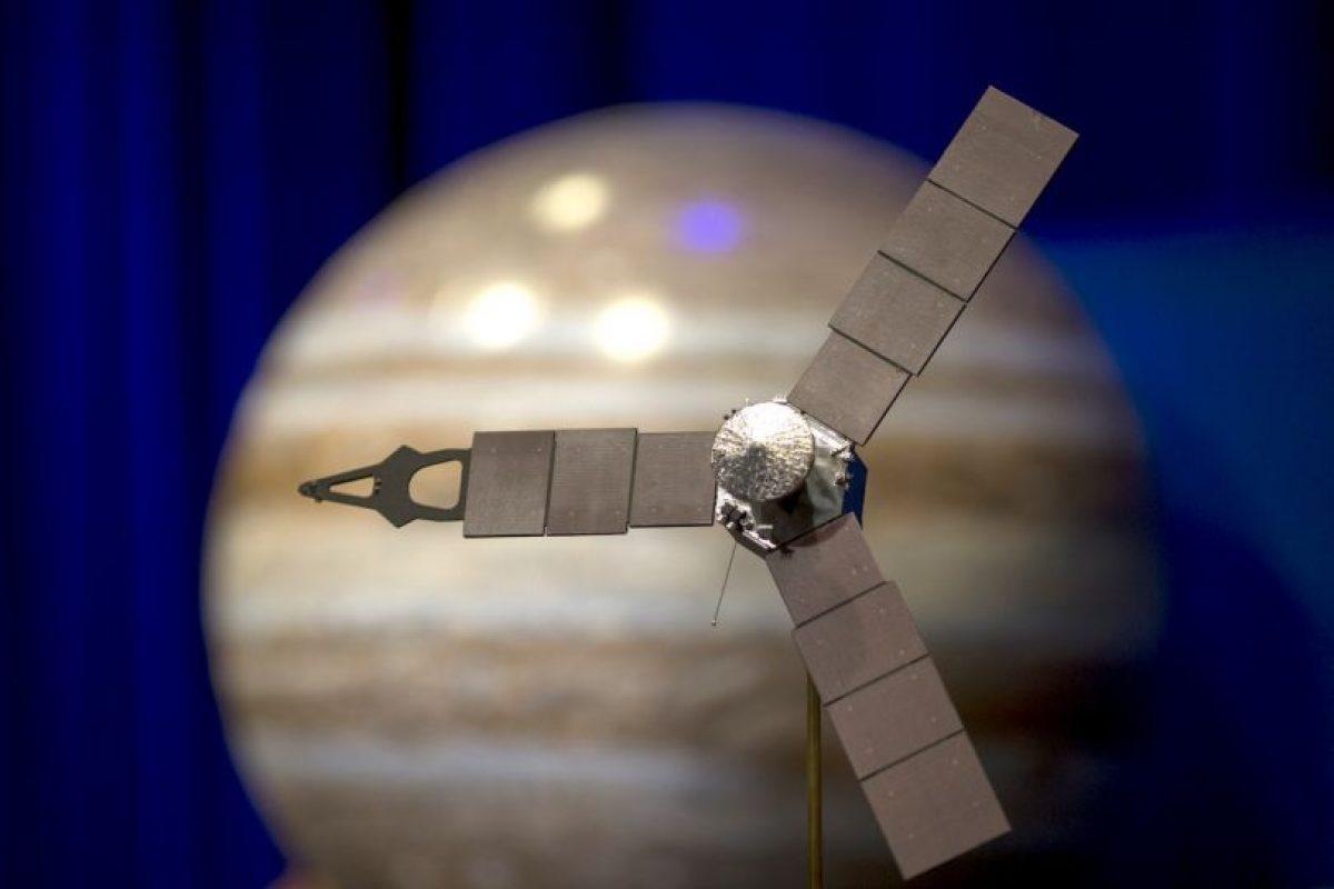 """""""Juno"""" llegó en julio a la atmósfera de Júpiter Foto:Getty Images. Imagen Por:"""