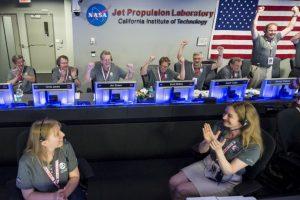 Su misión es encontrar datos de cómo se formó Júpiter Foto:Getty Images. Imagen Por: