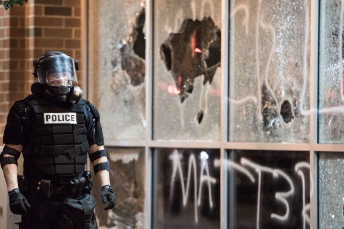Hasta el momento no se ha declarado el toque de queda Foto:Getty Images. Imagen Por: