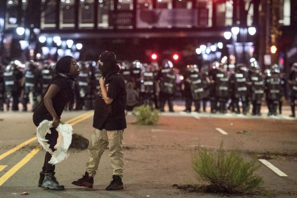 Hubo una persona severamente herida. Foto:Getty Images. Imagen Por: