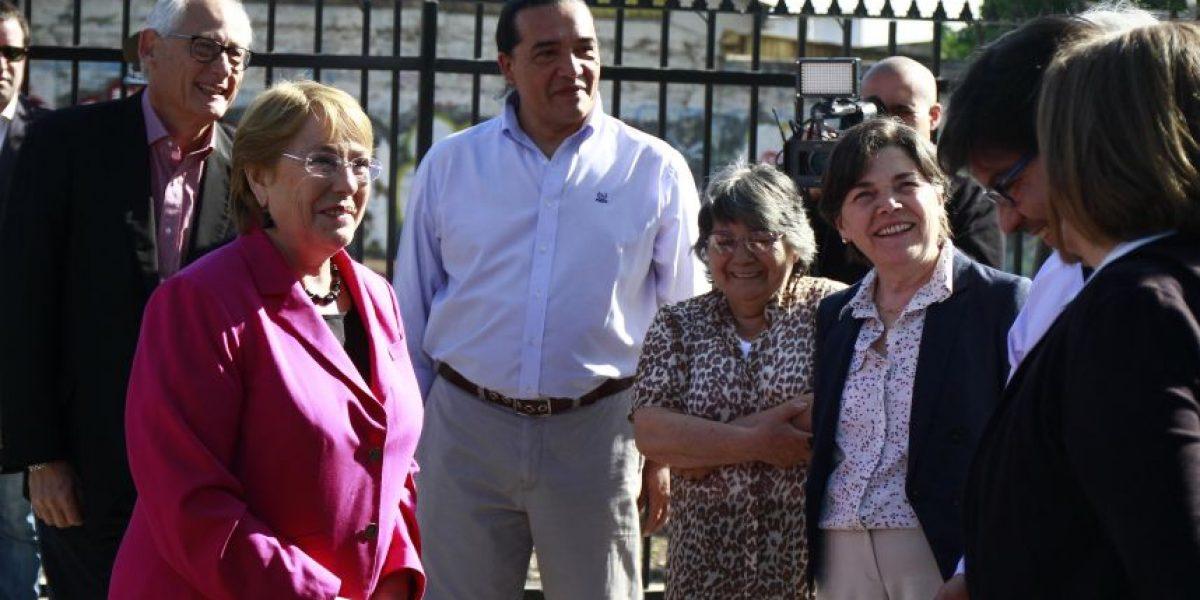 Bachelet y resultados de encuesta Casen: