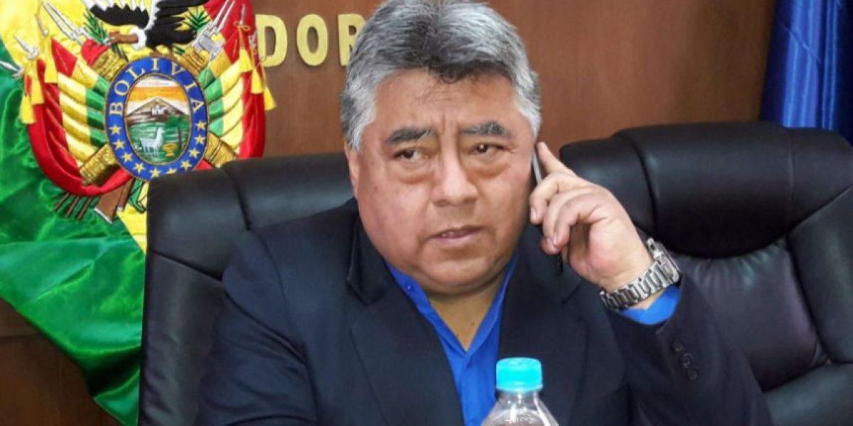 Capturan a principal sospechoso del asesinato de viceministro boliviano