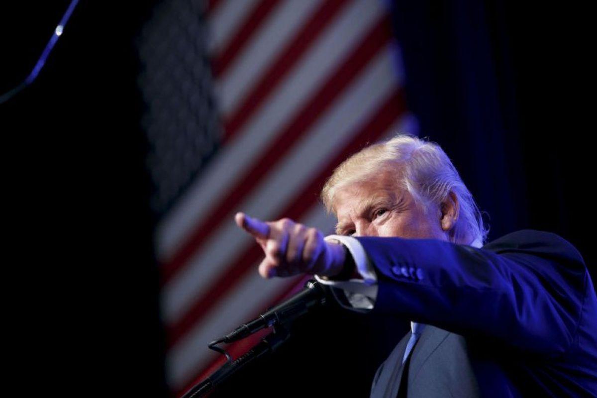 Las elecciones serán el próximo 8 de noviembre Foto:AP. Imagen Por: