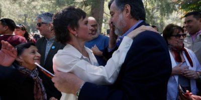 Cartas presidenciales de la Nueva Mayoría asisten a lanzamiento de campaña de Carolina Tohá