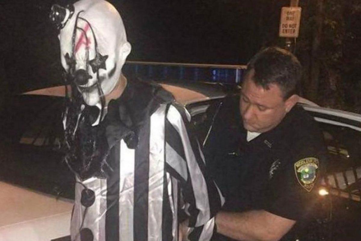 Un joven de 20 años fue detenido Foto:Middlesboro Police Department. Imagen Por: