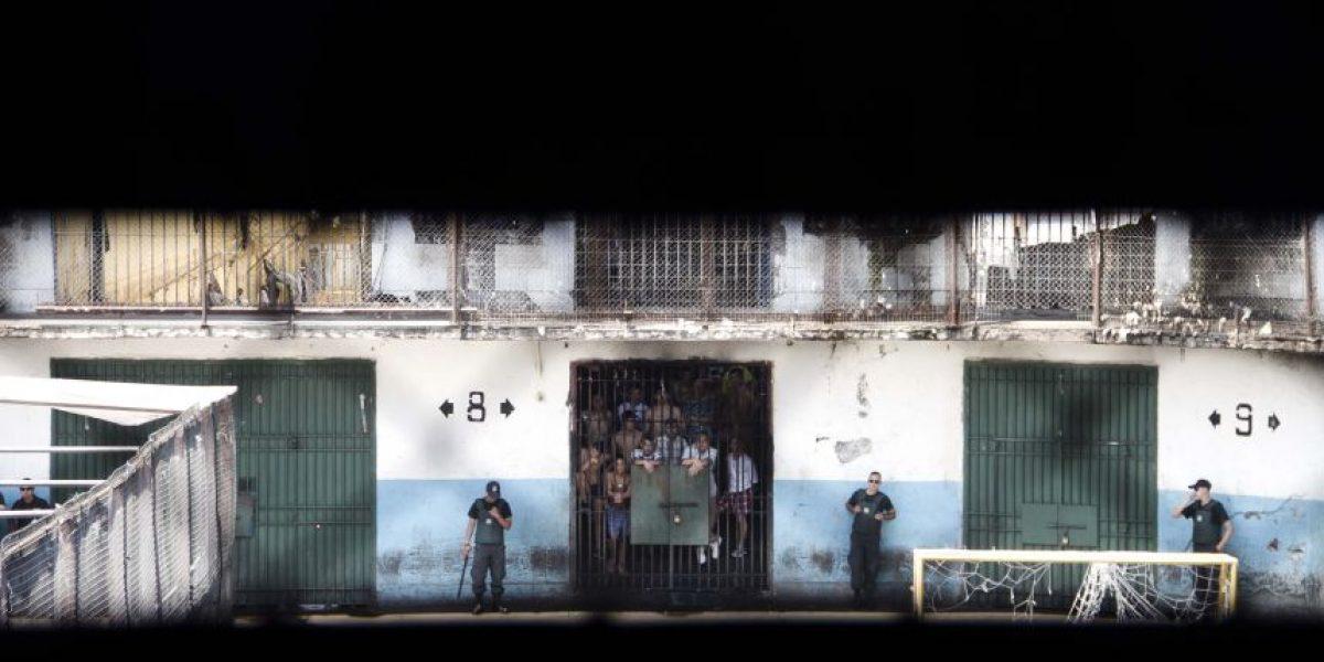 Riña al interior de la ex Penitenciaría dejó dos muertos y 12 heridos