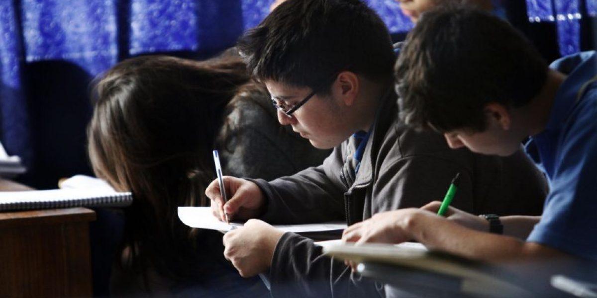 Simce 2015: resultados demuestran falencias transversales en escritura y lenguaje