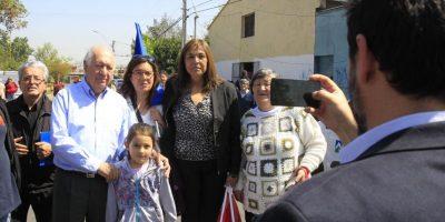 Ricardo Lagos descartó intervencionismo por asistir a actos de campaña municipal