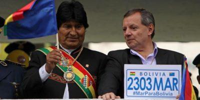 Presidente del Senado boliviano acusa abusos contra camioneros en el norte de Chile