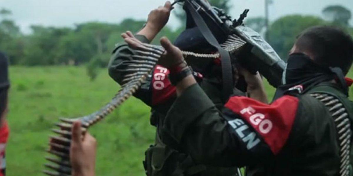 Guerrilla ELN anuncia cese de ataques durante plebiscito