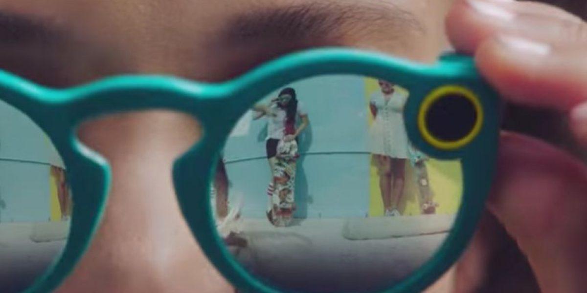Lentes con cámara y cambio de nombre: así Snapchat sorprende a sus usuarios