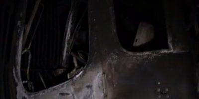 Cuatro máquinas forestales dañadas tras ataque incendiario en La Araucanía