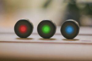 Además, las notificaciones de luz roja y verde pueden recordarte que debes tomar tu medicamento Foto:doteverything.co. Imagen Por: