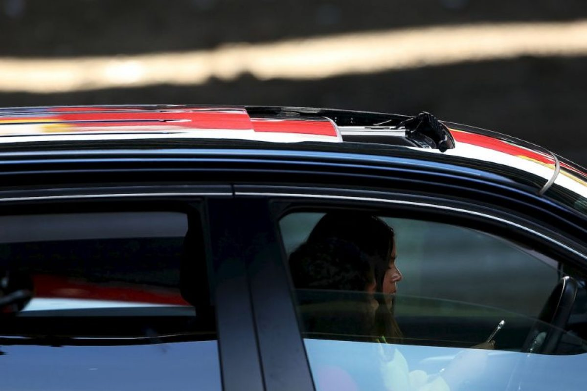 Hoy los que más textean son los jóvenes y según las más recientes estadísticas, cada año se registran más de 100 mil accidentes de autos Foto:Getty Images. Imagen Por: