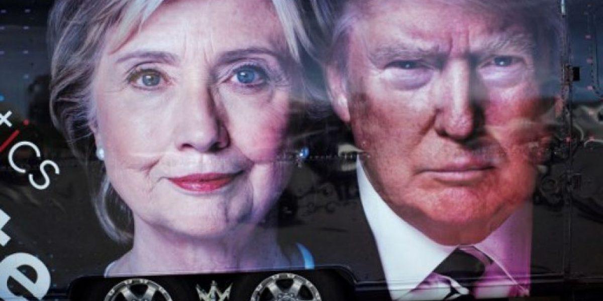 En vivo: Debate presidencial entre Donald Trump y Hillary Clinton