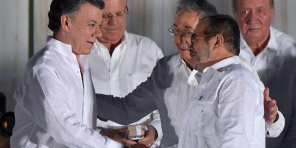 Colombia y las Farc firmaron acuerdo de paz tras 52 años de conflicto