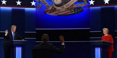 EE.UU: Primeras encuestas dan como ganadora a Hillary Clinton en primer debate presidencial