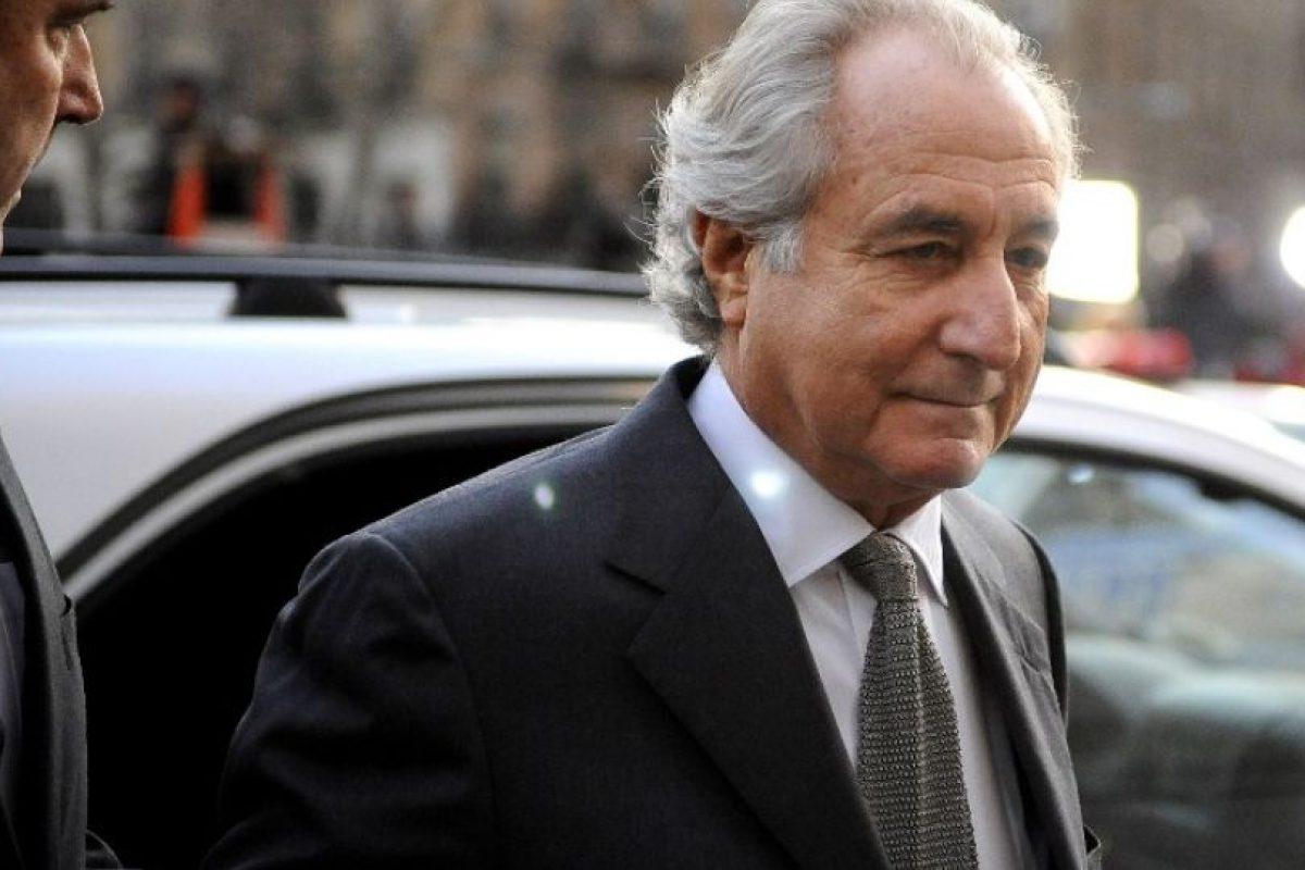 Bernard Madoff. Foto:AFP. Imagen Por: