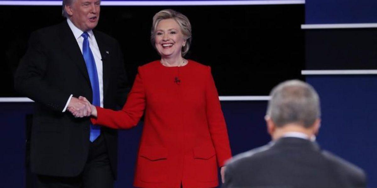 Las frases que marcaron el áspero debate presidencial entre Donald Trump y Hillary Clinton