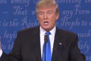"""""""Divulgaré mis declaraciones de impuestos contra los deseos de mi abogado cuando ella divulgue sus 33.000 correos electrónicos que fueron borrados"""", dijo Trump. Foto:Reproducción. Imagen Por:"""