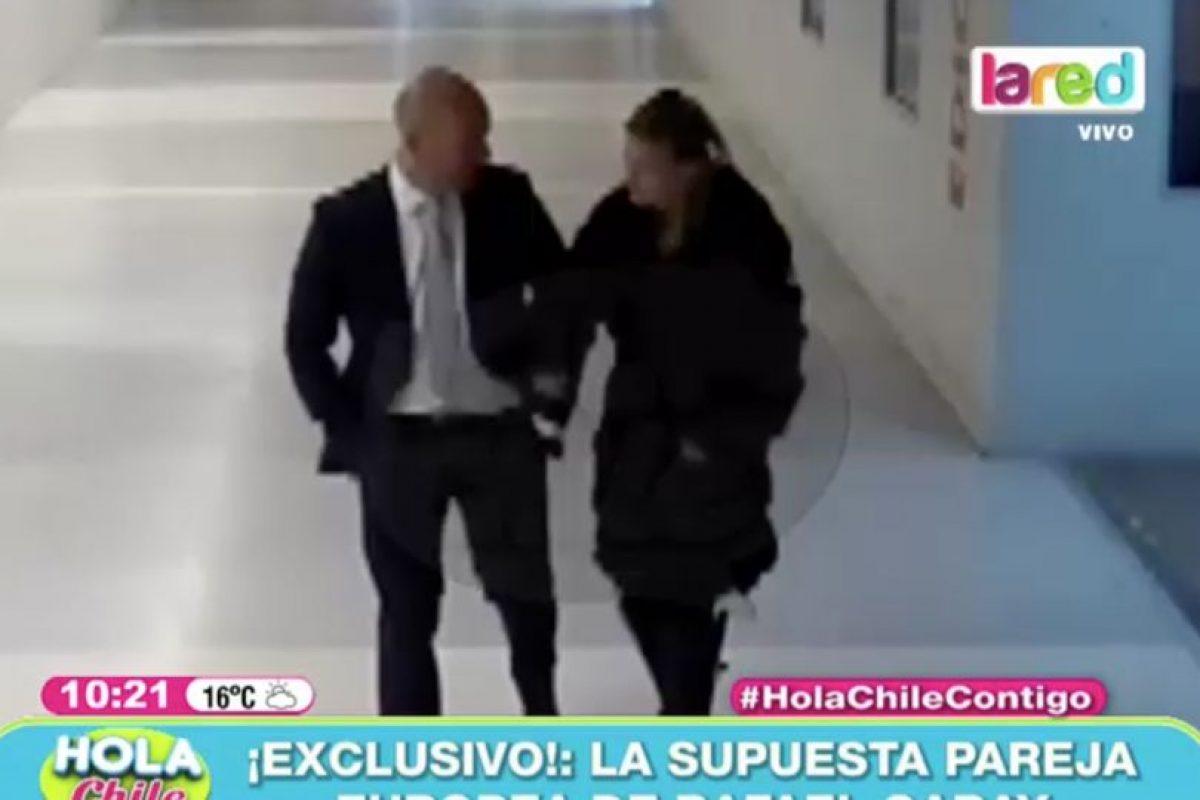 Su novia chilena declaró que el tendría contacto con una rumana de nombre Mayra Sara. Foto:La Red. Imagen Por: