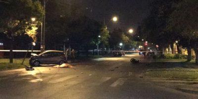 Maipú: Carabineros investiga accidente de tránsito dejó un motorista fallecido