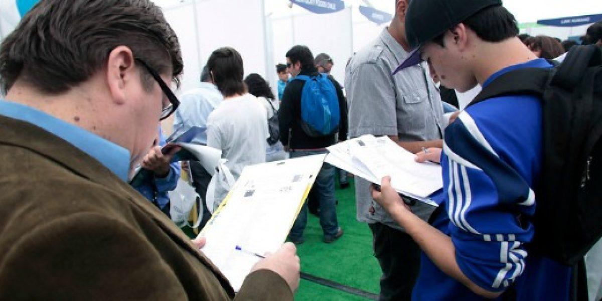 Feria laboral ofrece más de 3 mil empleos
