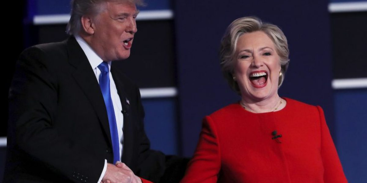 Trump vs Clinton: 5 momentos clave del primer debate presidencial